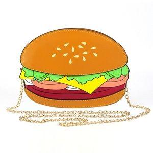 Cheeseburger Purse 🍔